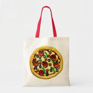 ピザ誕生会 トートバッグ