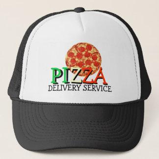 ピザ配達サービス キャップ
