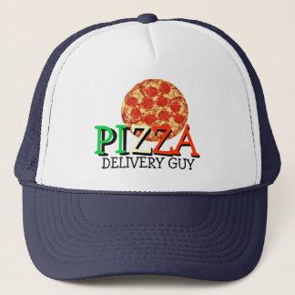 ピザ配達人 キャップ