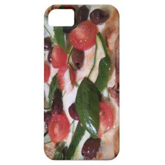 ピザ電話カバー iPhone SE/5/5s ケース