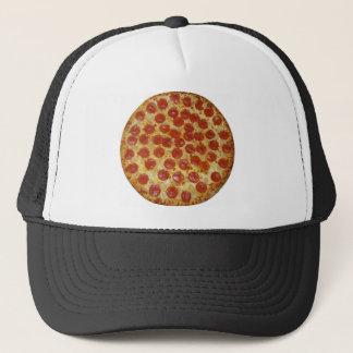 ピザ…おいしいPepperoniピザ キャップ