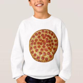 ピザ スウェットシャツ