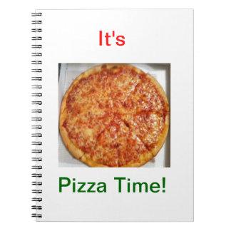 ピザ! ノートブック