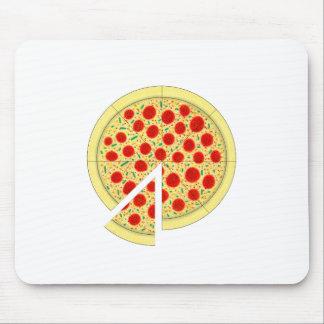 ピザ マウスパッド