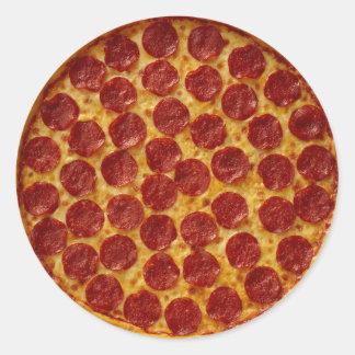 ピザ ラウンドシール
