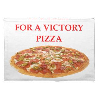 ピザ ランチョンマット