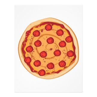 ピザ レターヘッド