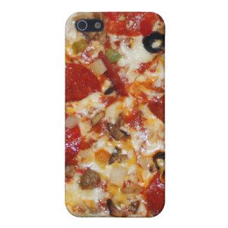 ピザ iPhone SE/5/5sケース