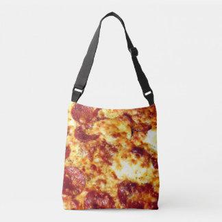 ピザCrossbodyのバッグ クロスボディバッグ