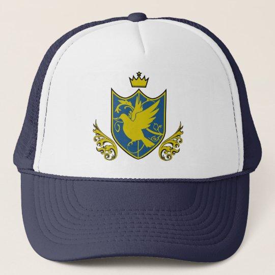 ピジョネイションキャップ-PigeoNation's Trucker Hat キャップ