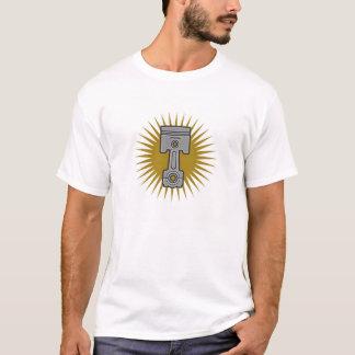ピストングラフィックT Tシャツ