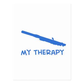 ピッコロ私のセラピーのデザイン ポストカード