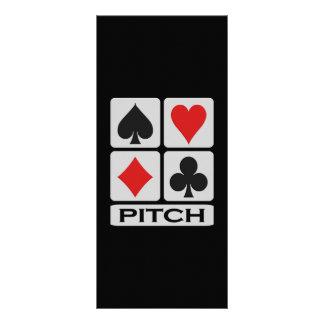 ピッチの棚カード ラックカード