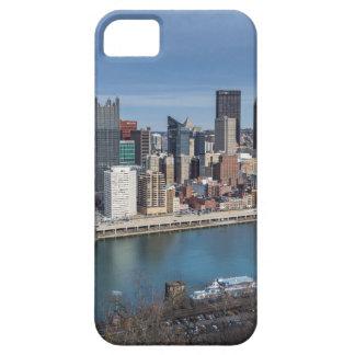ピッツバーグのスカイライン iPhone SE/5/5s ケース