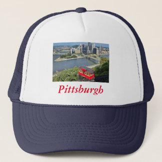 ピッツバーグのトラック運転手の帽子 キャップ