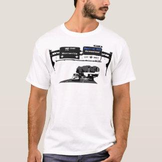 ピッツバーグのリスの丘 Tシャツ