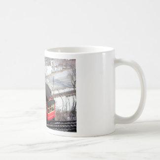 ピッツバーグの傾斜の飛行機 コーヒーマグカップ