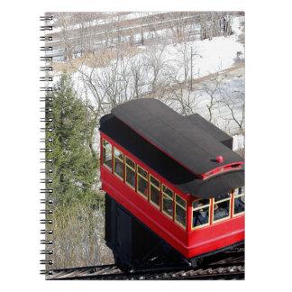 ピッツバーグの傾斜の飛行機 ノートブック