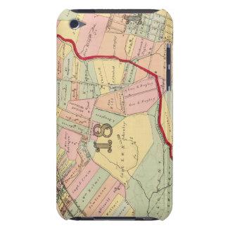 ピッツバーグの区1819年、Pennsyvania Case-Mate iPod Touch ケース