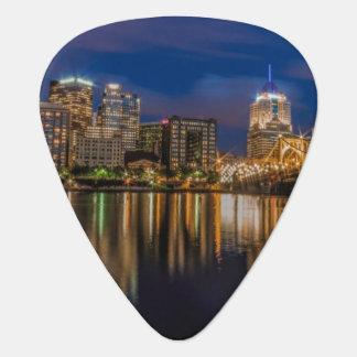 ピッツバーグの反射 ギターピック