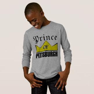 ピッツバーグの王子 Tシャツ