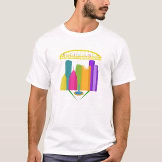 ピッツバーグの誇りを持ったなTシャツ Tシャツ