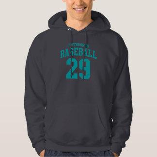 ピッツバーグの野球 パーカ