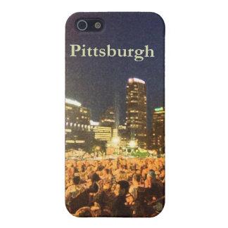 ピッツバーグのiPhoneの場合 iPhone 5 Case