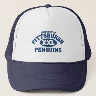 ピッツバーグのxxlのペンギン キャップ