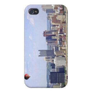 ピッツバーグ都市ペンシルバニア iPhone 4 ケース