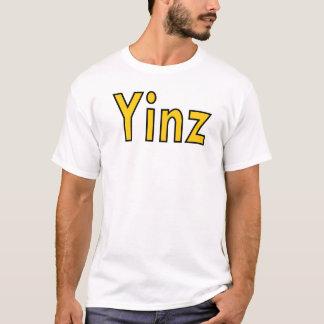 """ピッツバーグ、ペンシルバニア""""Yinz""""のTシャツ Tシャツ"""