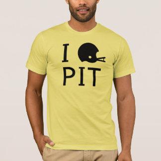ピッツバーグ-黒 Tシャツ