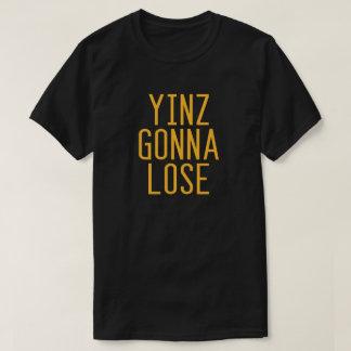 """ピッツバーグ、PAワイシャツを""""失うことを""""行くYinz Tシャツ"""