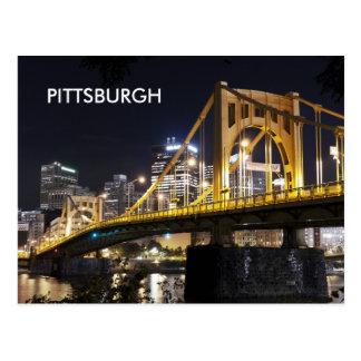 ピッツバーグ、PA ポストカード