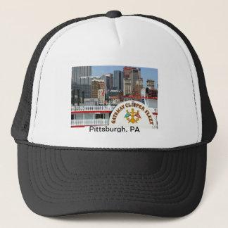 ピッツバーグPaの写真撮影 キャップ