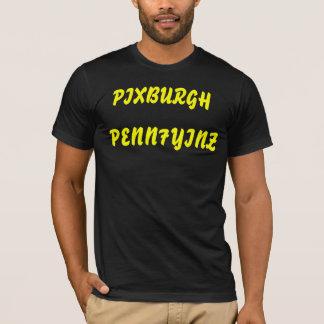 ピッツバーグPENN7YINZ Tシャツ