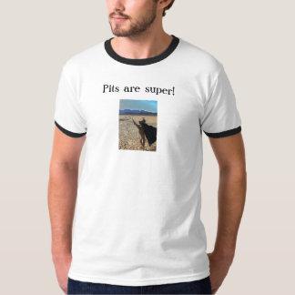 ピットはすごい Tシャツ