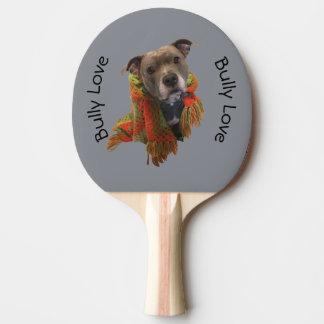 ピットブルのいじめっ子愛卓球ラケット 卓球ラケット