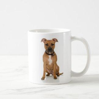 ピットブルのマグ コーヒーマグカップ