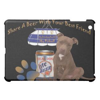 ピットブルの共有ビールIPAD皮 iPad MINI カバー