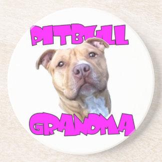 ピットブルの祖母 コースター
