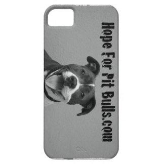 ピットブルの私電話5箱のための希望 iPhone SE/5/5s ケース