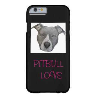 ピットブル愛電話カバー iPhone 6 ベアリーゼアケース