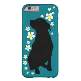 ピットブル犬愛およびデイジーのIPhone6ケース iPhone 6 ベアリーゼアケース