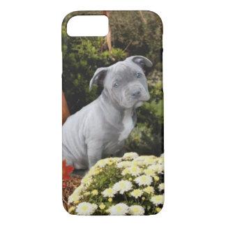 ピットブル犬 iPhone 7ケース