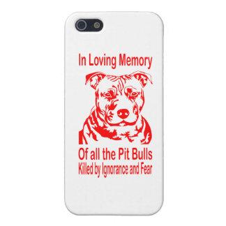 ピットブル iPhone 5 CASE