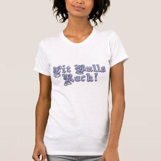 ピット・ブルの石! Tシャツ