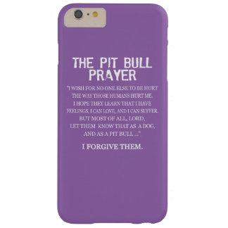 ピット・ブルの祈りの言葉 BARELY THERE iPhone 6 PLUS ケース