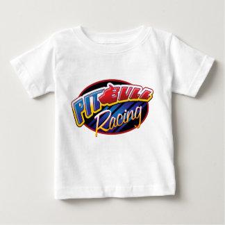 ピット・ブルの競争 ベビーTシャツ