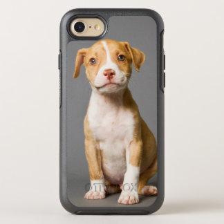 ピットBullの子犬 オッターボックスシンメトリーiPhone 8/7 ケース